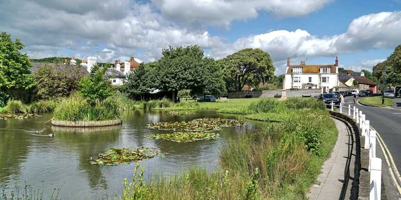 rottingdean-pond